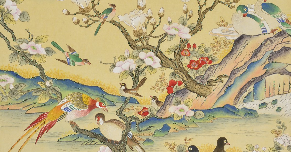 Minhwa: The Beauty of Korean Folk Paintings | KCCUK