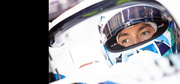 Jack Aitken, Williams Racing's Reserve Driver